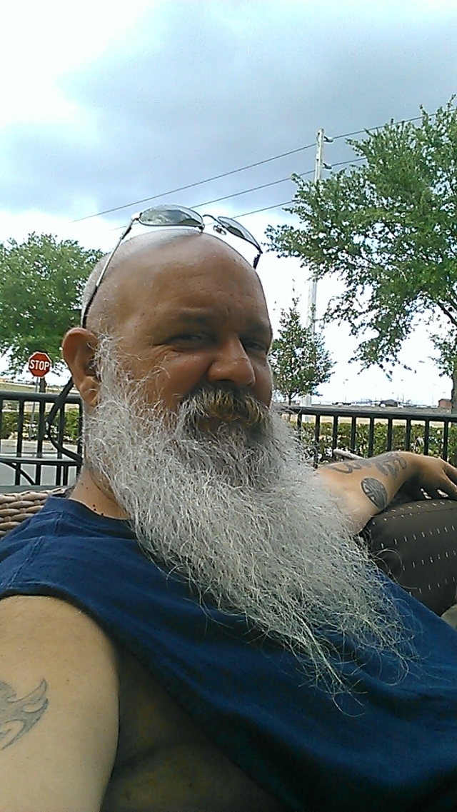 Starbucks Beard