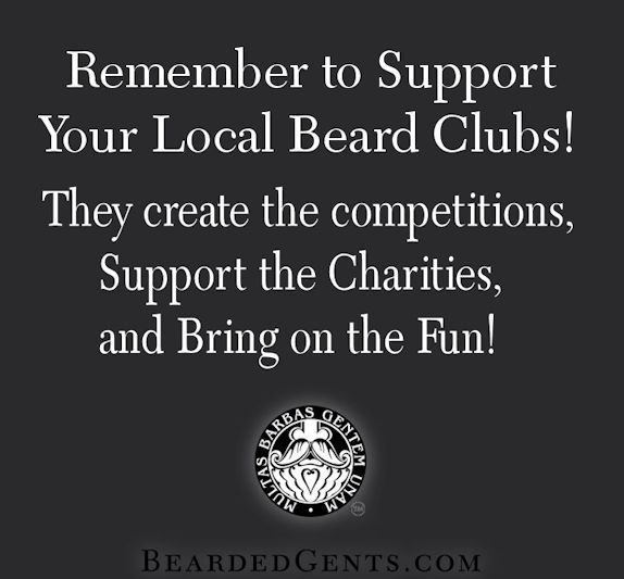 Support Local Beards