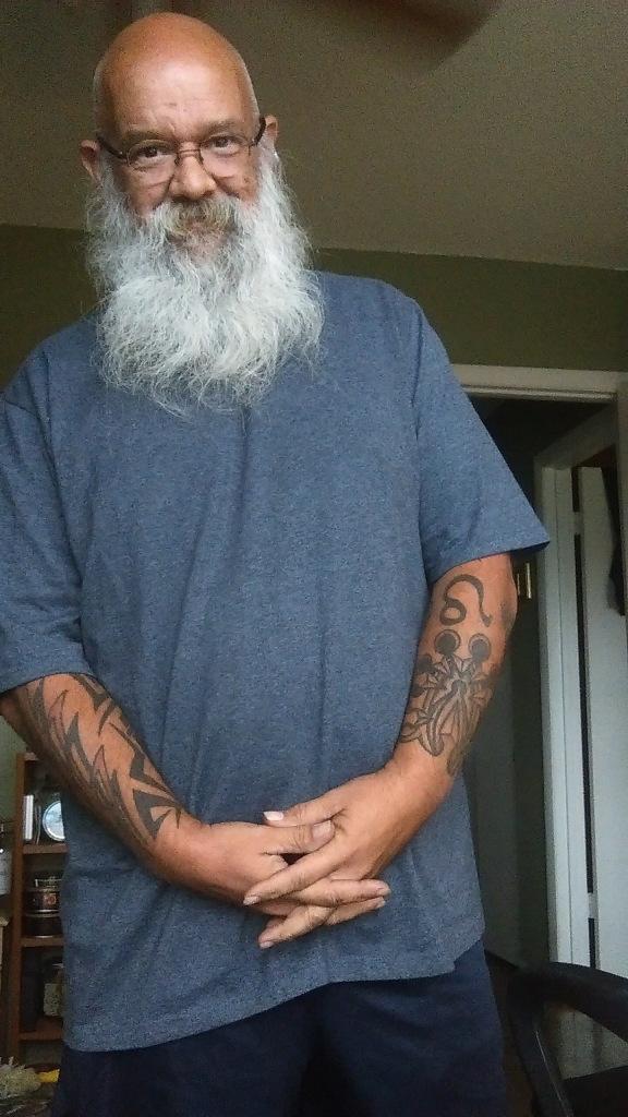 Blogger buddy Gary, The Beardo Blog and The Society Of Bearded Gentleman