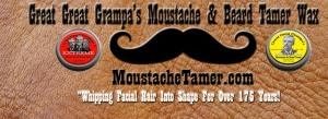 Mustache Tamer  02-08-15