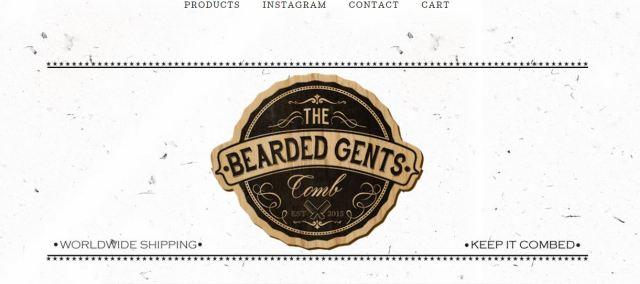 beardedgentscomb.com