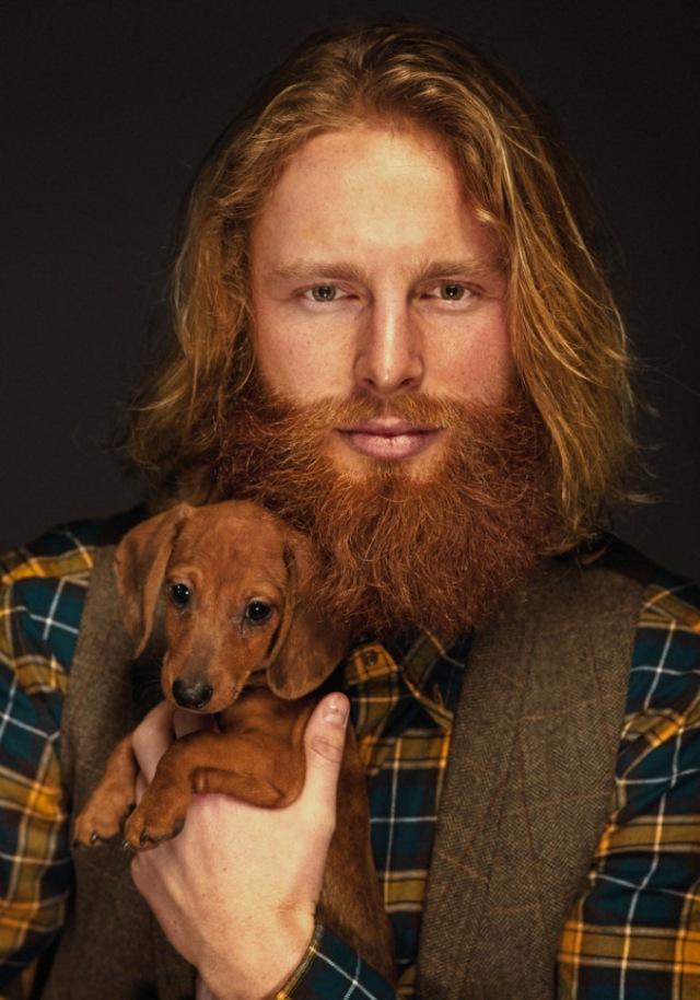 Red Beard, Red Dog.