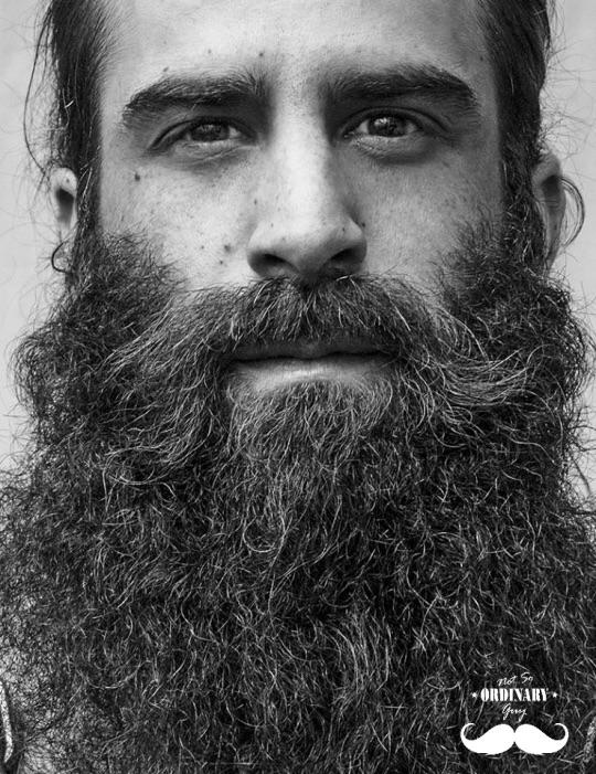 Bushy Beard!