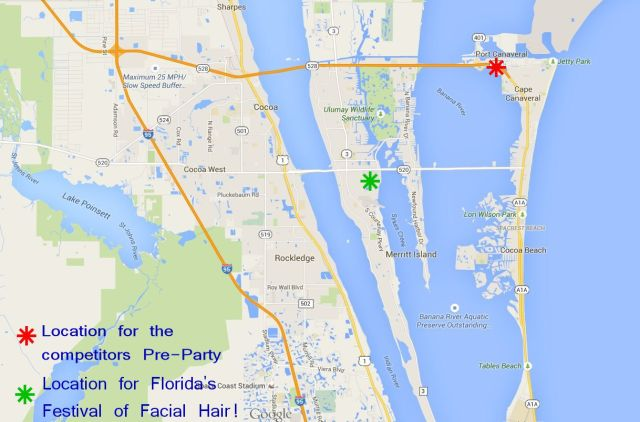 Merritt Island and The Barrier Island