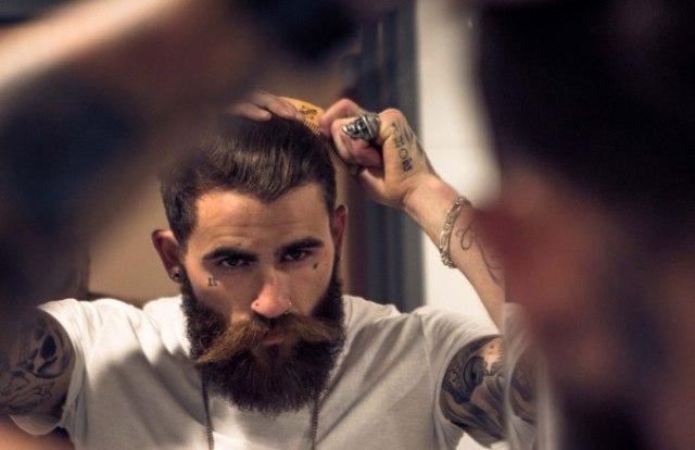 Grooming Beard