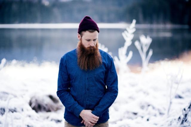 It's winter somewhere Beard