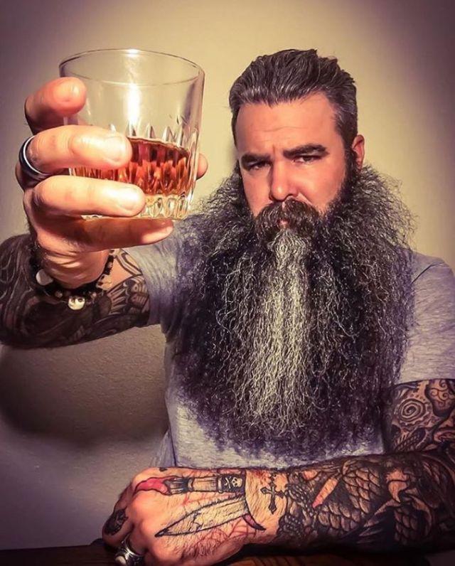 Cheers! It's Friday Beard