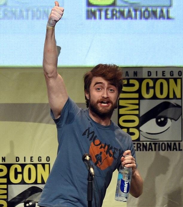 Daniel Radcliffe Beard